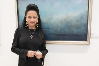 Speváčka Lucie Bílá