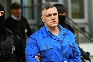 Černák prišiel do Martina priamo z väzenia.