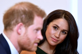 Meghan a Harry sú manželmi od mája 2018.