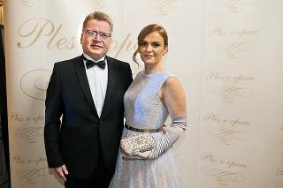Andrea Čurná (35), manželka hudobného producenta Čurného.