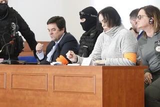 Marián Kočner a Alena Zsuzsová sedeli na pojednávaní po prvýkrát vedľa seba.