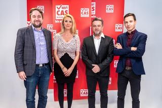 Ľuboš Blaha a Jozef Pročko v relácii časovka