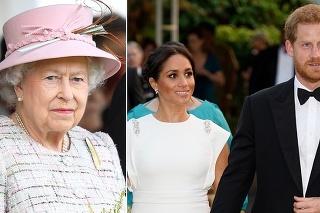 Kráľovná musela čeliť ich vážnemu rozhodnutiu.