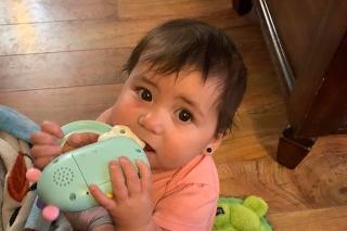 Marion mala iba desať mesiacov.