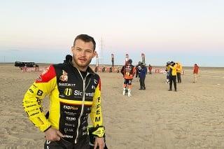 Svitko preteká už na svojom jedenástom Dakare.