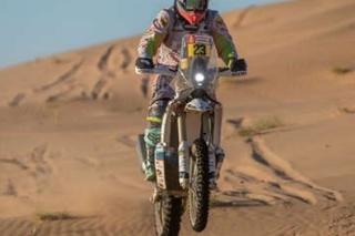 Ivan Jakeš na Rely Dakar končí pre problémy s motocyklom.