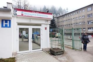 V krompašskej nemocnici zrekonštruovali ambulantné centrum.