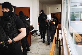 Súd rozhodoval o predĺžení väzby Martina Cíbika.