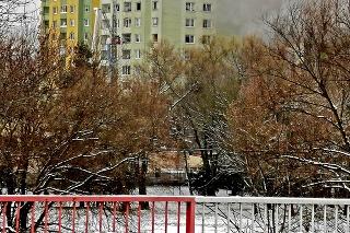 Takýto masívny výbuch plynu si Prešovčania nepamätajú.