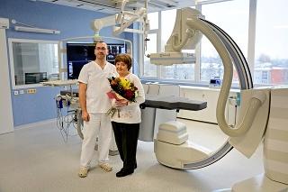 Tento prístroj pomôže pacientom s chorými cievami.