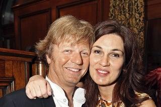 S manželkou Natašou boli spolu viac ako 25 rokov.