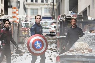 Avengers: Endgame od Marvela.