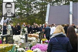 Pohreb Alexa Fleischhackera († 16)