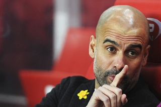 Guardiola sa hnevá kvôli rozpisu.
