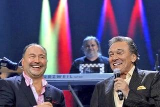 Davidovi s Gottom to dlhé roky ladilo na pódiu aj v súkromí.