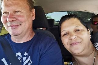 Posledná fotka Anity (39) s milovaným manželom Zoltánom († 50).