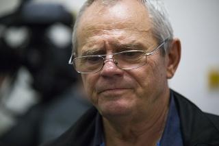 Herec a bývalý politik Milan Kňažko