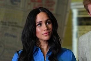 Meghan (37), bývalá americká herečka, porodila Archieho v máji.