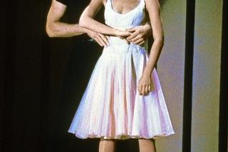 LÁSKA IBA VO FILME: Málokto tuší, že v skutočnosti sa Patrick a Jennifer veľmi nemuseli.