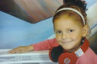 2013 - Posledné foto pred Ninkinou smrťou, dievčatko si ju už ani nestihlo pozrieť.