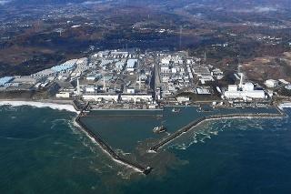 Jadrovú elektráreň vo Fukušime zničilo zemetrasenie.