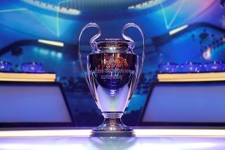Trofej pre víťaza Ligy majstrov.