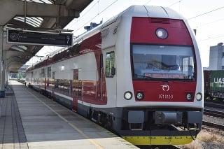Európska komisia obvinila Železničnú spoločnosť Slovensko (ilustračné foto).
