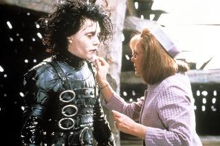 Nožnicovoruký Edward.