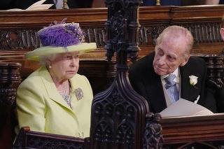 Kráľovná Alžbeta II. a princ Phillip