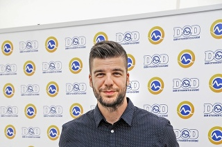 Juríček patrí medzi  najobľúbenejších moderátorov televízie.