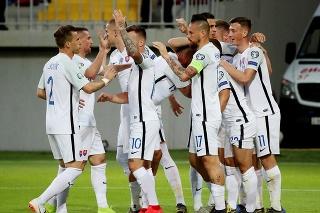 Slováci predviedli v zápase proti Azerbajdžanu skvelý výkon.