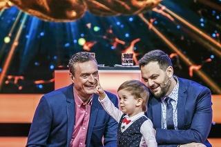 RODENÝ ZABÁVAČ: Jakubko sa postaral o poriadnu šou. V televízii ho uvidíte v stredu.