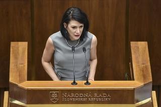 Jana Cigániková (SaS)