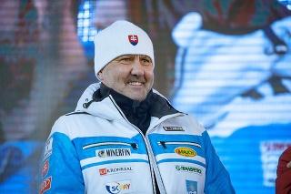 Otec Petry Vlhovej Igor.