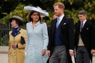 Princ Harry a Lady Frederick Windsor