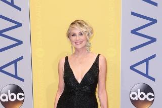 Sharon Stone sa môže stále pochváliť dokonalou postavou.