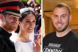 Tyler je synovcom princovej manželky.