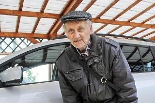 Karol Cigáň (68) vraví, že nohu doteraz nemá v poriadku.