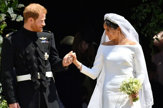 Harry a Meghan mali svadbu 19. mája 2018.