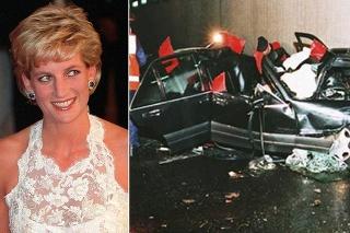 Diana zahynula pri nehode v Paríži.