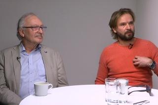František Kovár a Ján Ďurovčík