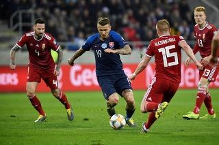 Prvý kvalifikačný zápas na majstrovstvá Európy 2020.