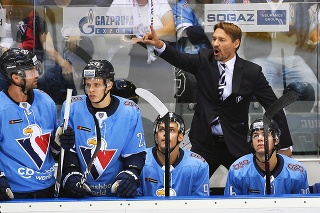 Hokejistom Slovana sa opäť nedarilo.