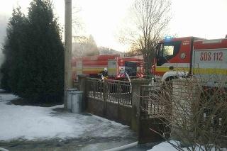 Vo vyhorenej izbe v rodinnom dome hasiči našli nehybné telo Eduarda  († 64) - (ilustrační foto(.