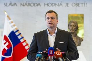 Andrej Danko si prevzal anti-cenu Homofób roka.