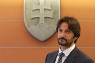 Minister vnútra R. Kaliňák
