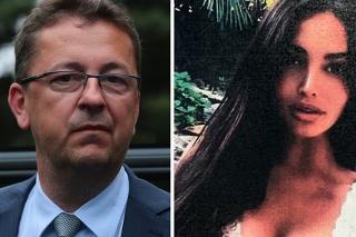 Martin Glváč sa zmieta v škandále. Na príčine je Alena Zsuzsová.
