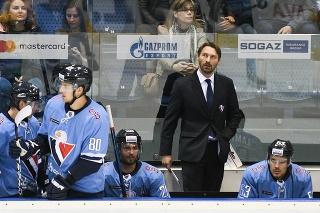 Slovan Bratislava - HC Soči.