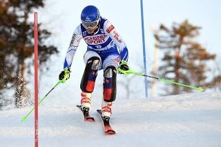 Na snímke slovenská reprezentantka Petra Vlhová.
