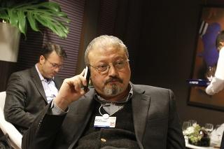 Saudskoarabský novinár Džamál Chášakdží